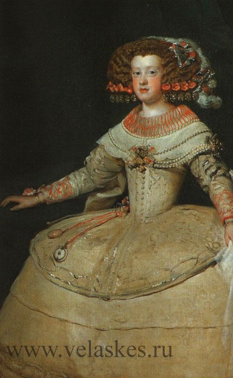 Портрет инфанты Марии Терезы