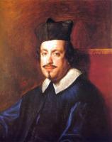 Церковный служитель. 1639