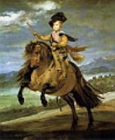 Принц Бальтазар Карлос на коне. 1635