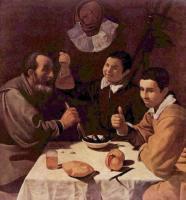 Завтрак. Около 1618