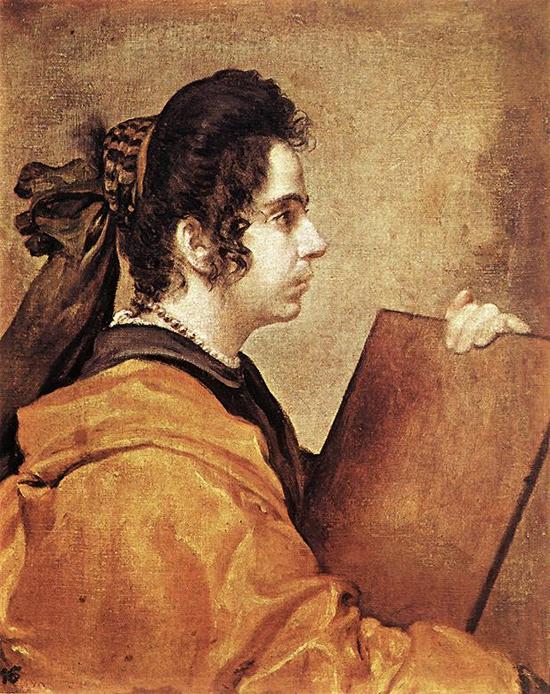 """1632 Веласкес Диего """"Сивилла группа."""""""