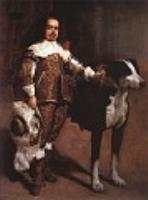 Суд карлика дона Антонио эль Инглиса. 1642