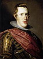 Филипп IV в доспехах. 1628