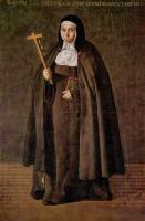 Портрет матери Херонимы де ла Фуэнте. 1620