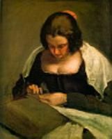Швея. 1640