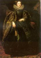 Портрет молодой генуэзской дамы.