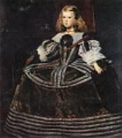 Портрет инфанты Маргариты. 1660