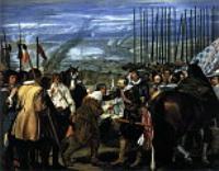 Сдача Бреды (фрагмент). 1634