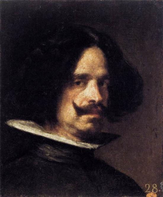 """1640 Веласкес Диего """"Автопортрет."""""""