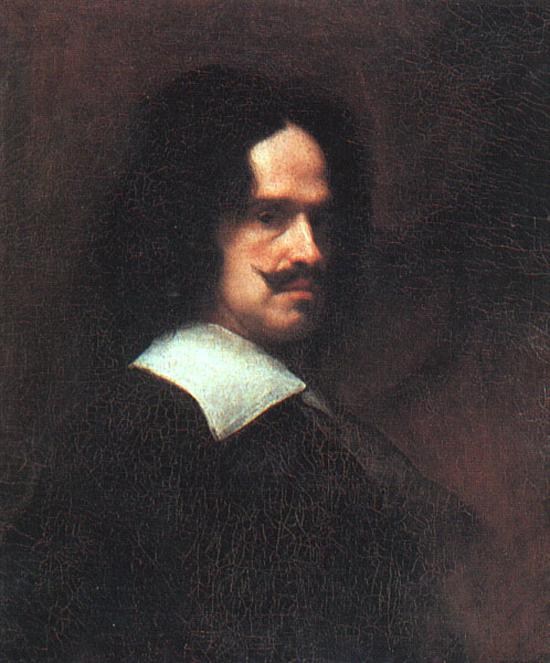 """1643 Веласкес Диего """"Автопортрет."""""""