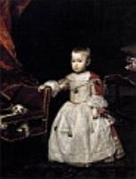 Инфант Фелипе Присперо. 1660