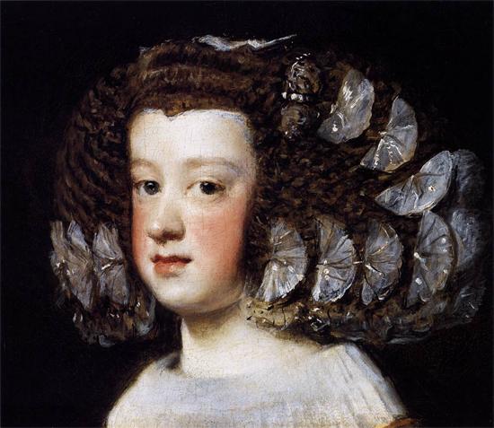 "1652 Веласкес Диего "" Инфанта Maгнa Тереза."""
