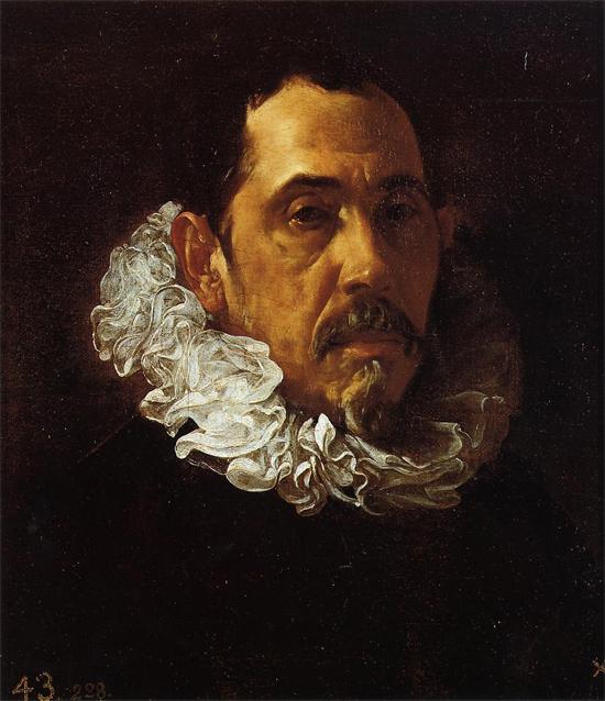 """1650 Веласкес Диего """"Портрет придворного."""""""