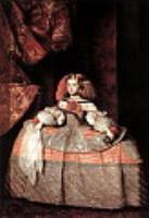 Инфанта Маргарита Австрийская. 1660