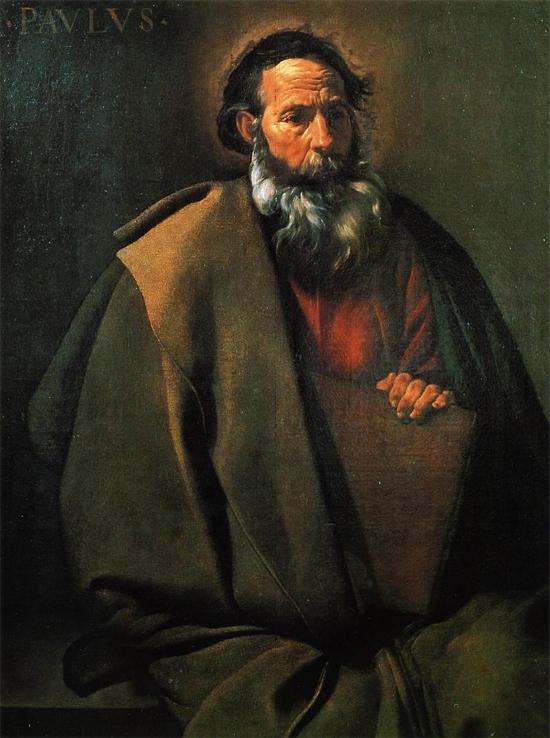 """1650 Веласкес Диего """"Святой Павел."""""""