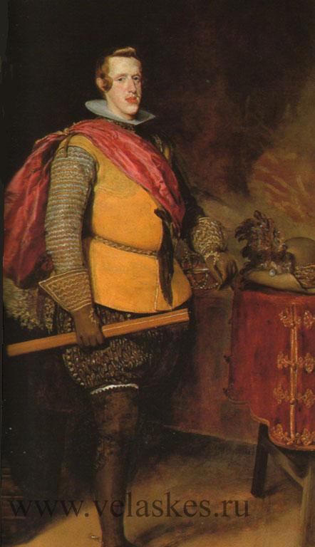 портреты короля