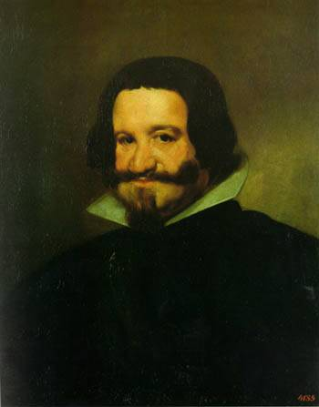Портрет Оливареса