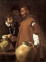Севильский продавец воды. 1623