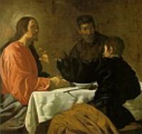 Ужин в Эммаусе. 1620
