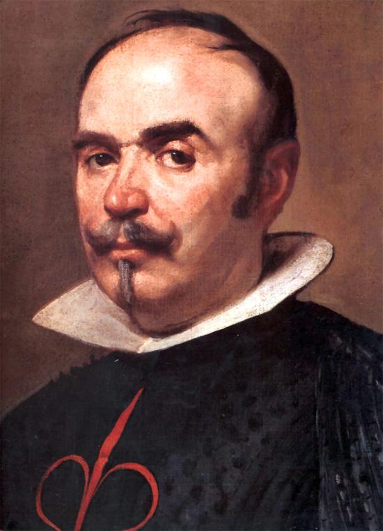 """1646 Веласкес Диего """"Портрет придворного."""""""