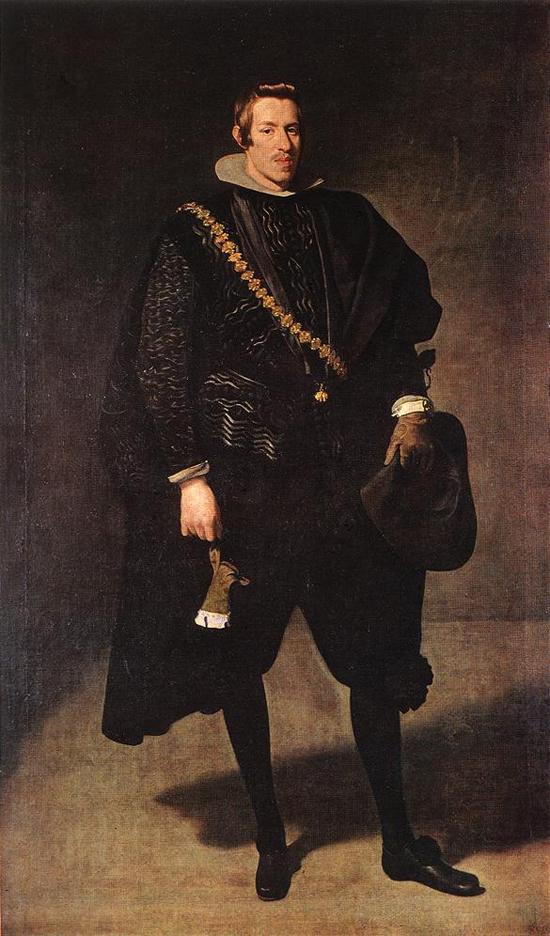 "1627 Веласкес Диего ""Инфант Дон Карлос."""