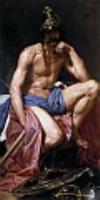 Марс, бог войны. 1640
