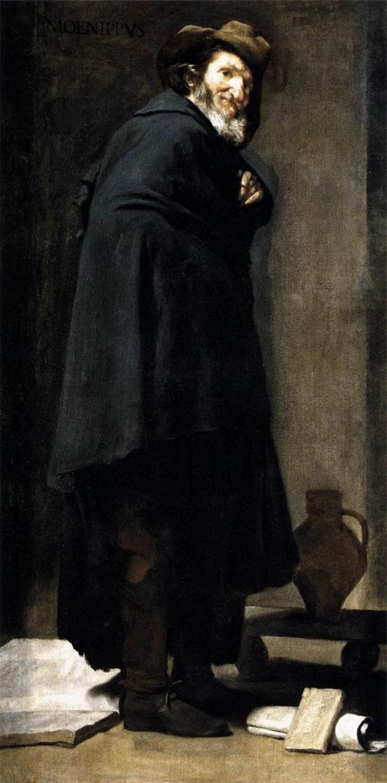 """1639 Веласкес Диего """"Менипп."""""""