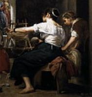 Миф об Арахне (Пряхи). 1657