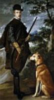 Кардинал инфант дон Фернандо на охоте. 1633