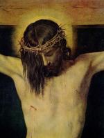 Христос на кресте. (фрагмент)