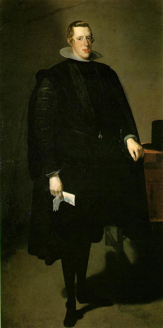 """1627 Веласкес Диего """"Филипп IV."""""""