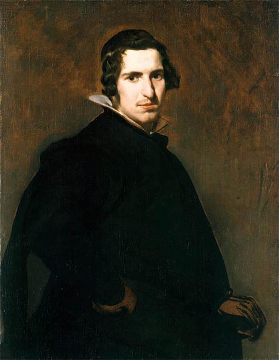 """1629 Веласкес Диего """"Молодой человек."""""""