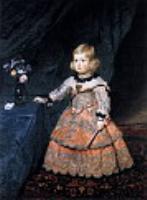 Инфанта Маргарита 1654