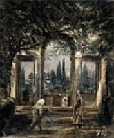 Вилла Медичи, павильон Ариадны. 1630