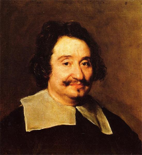 """1642 Веласкес Диего """"Парикмахер Папы."""""""