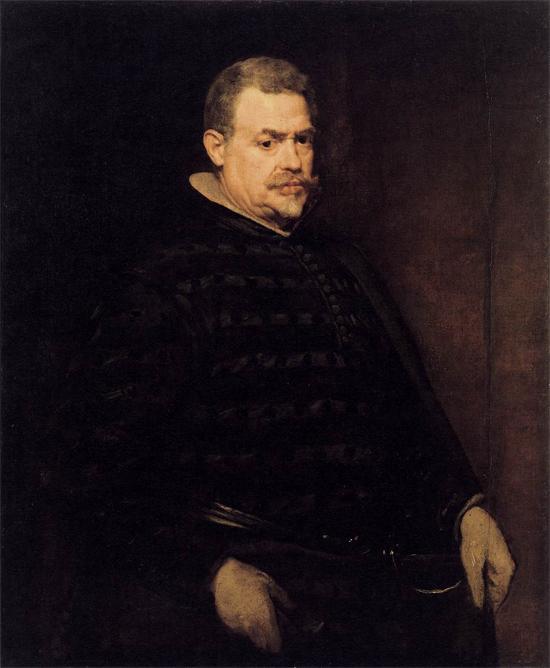 """1634 Веласкес Диего """"Хуан Матеус."""""""