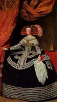 Портрет Марии Терезии. 1652