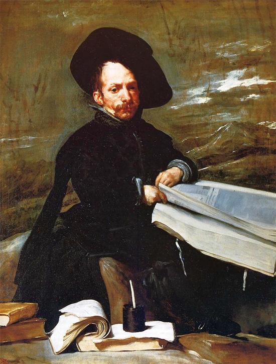 """1645 Веласкес Диего """"Придворный карлик."""""""