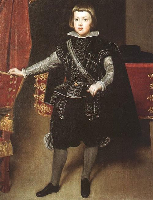 "1640 Веласкес Диего "" Дон Бальтазар Карлос. """
